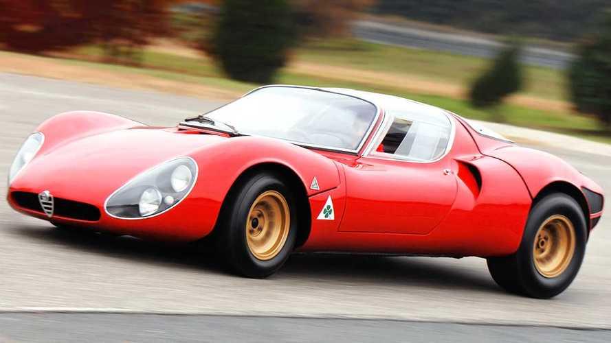 DIAPORAMA - Les 10 Alfa Romeo les plus rares... et les plus chères !