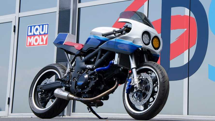 SV650 Finds New Life As GSXR Replica