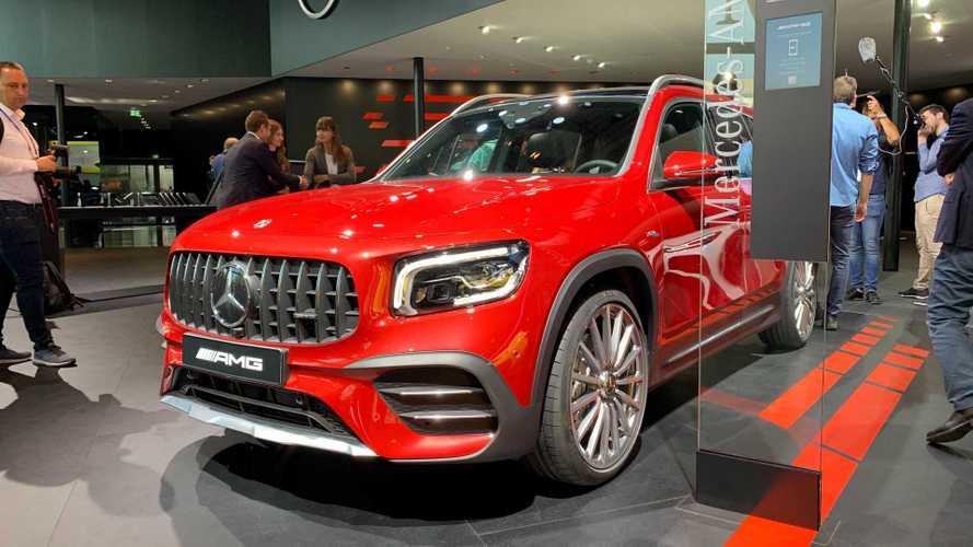 Mercedes confirma GLB 35 no Brasil em 2020 e mais quatro lançamentos