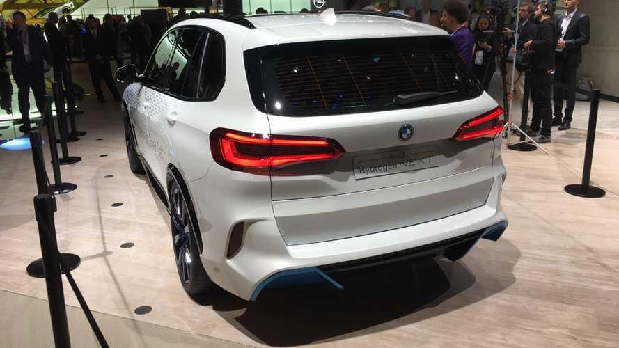 BMW i Hydrogen NEXT concept at the 2019 Frankfurt Motor Show