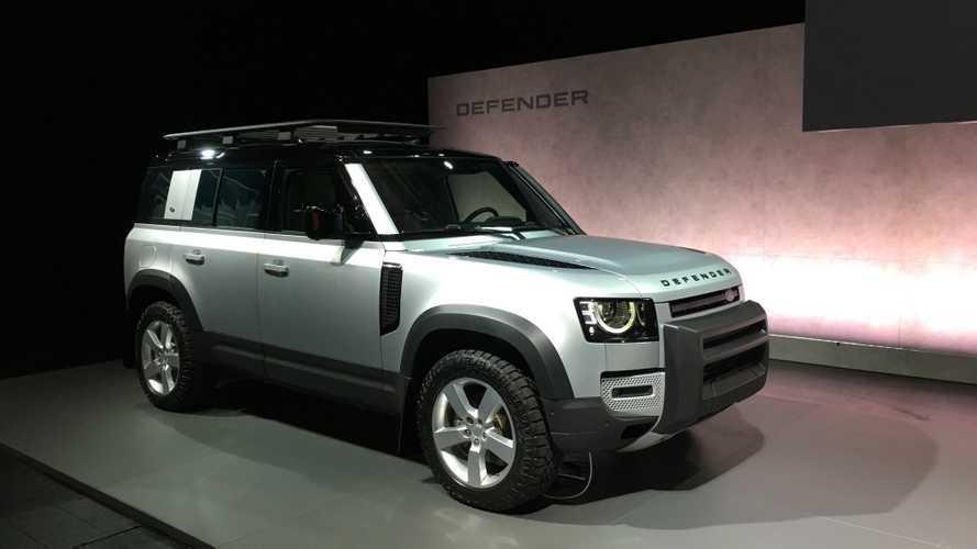 SUVs de luxo mais vendidos: Novo Defender mostra força na estreia