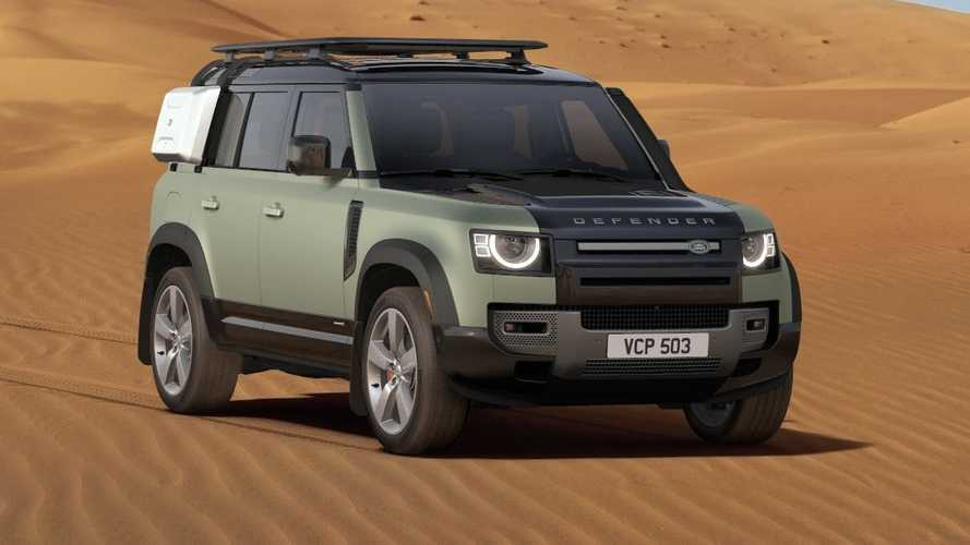 Land Rover Defender Starts At $50,925, Most Expensive Is Over $100K