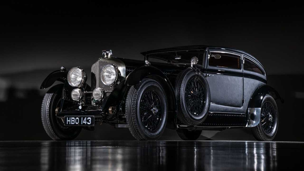 Drop Jaws With This Dramatic 1953 Bentley \