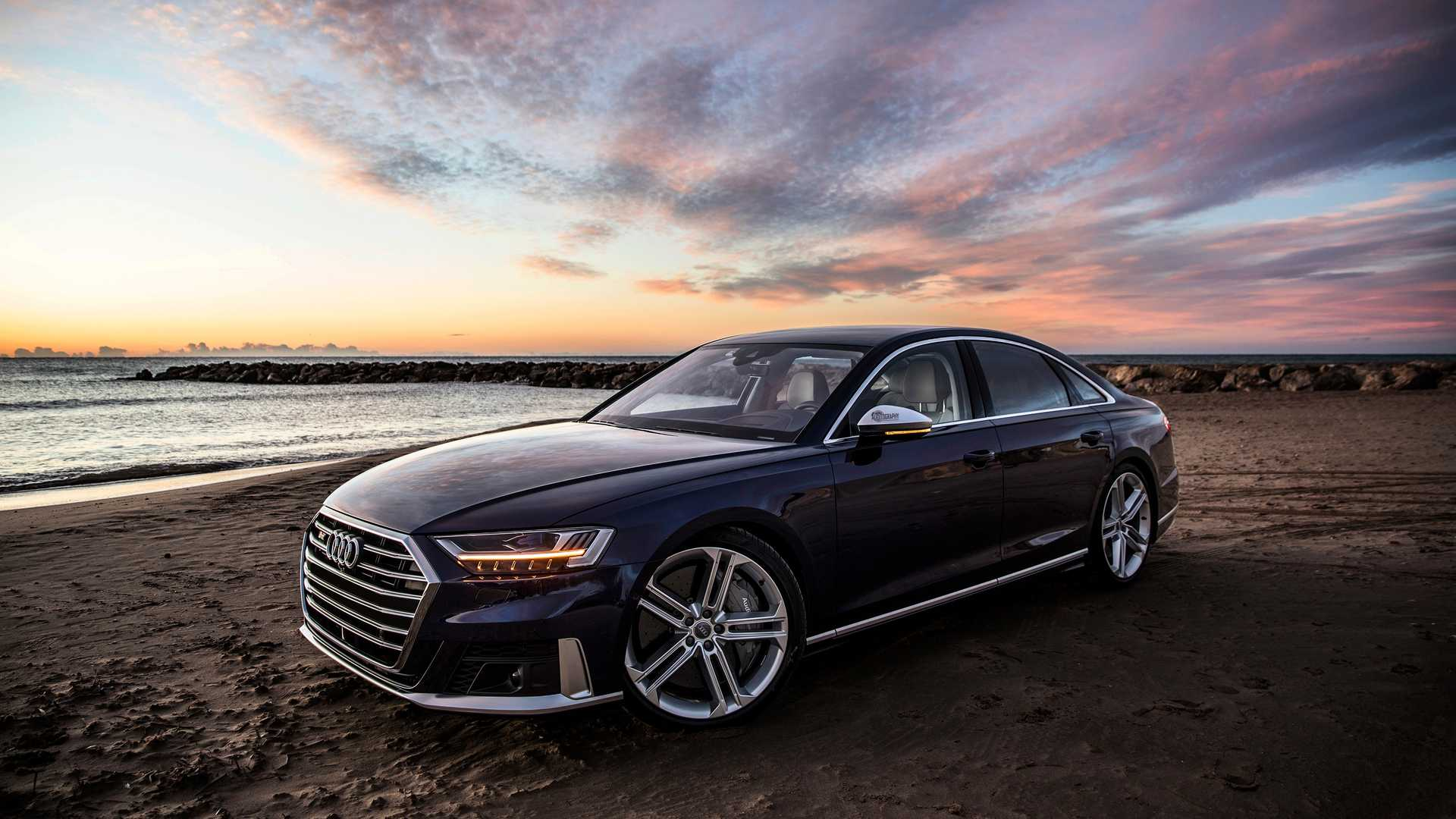 See The New Audi S8 Do 0 To 62 Mph In Only 3 57 Seconds
