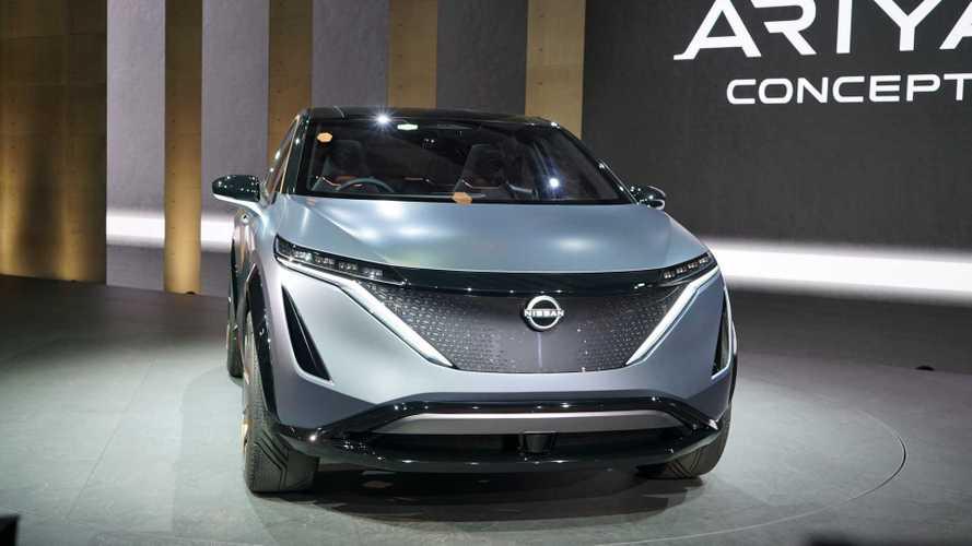 Nissan Ariya 15 Temmuz'da tanıtılacak