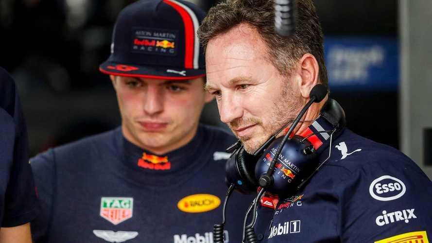 Horner confiant quant à l'avenir de Verstappen chez Red Bull
