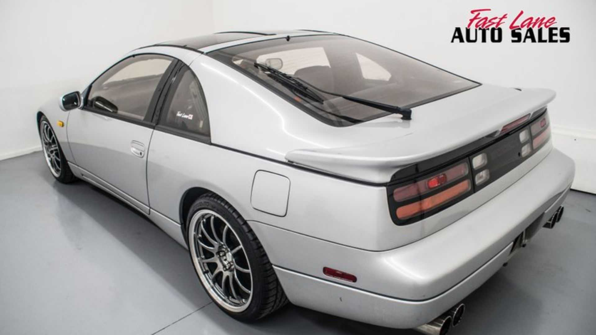 "[""1992 Nissan 300ZX From Japan Arrives In The USA""]"