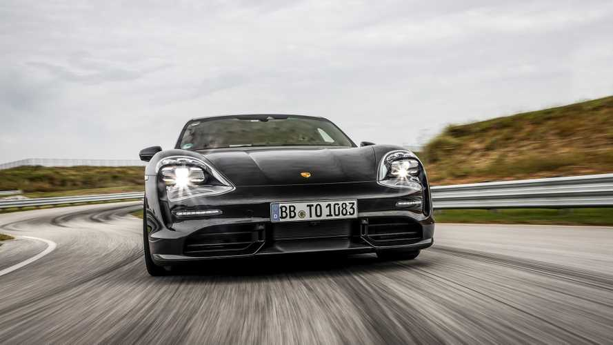 Daimler Boss Admits Porsche Taycan Sets The Bar For Performance EVs