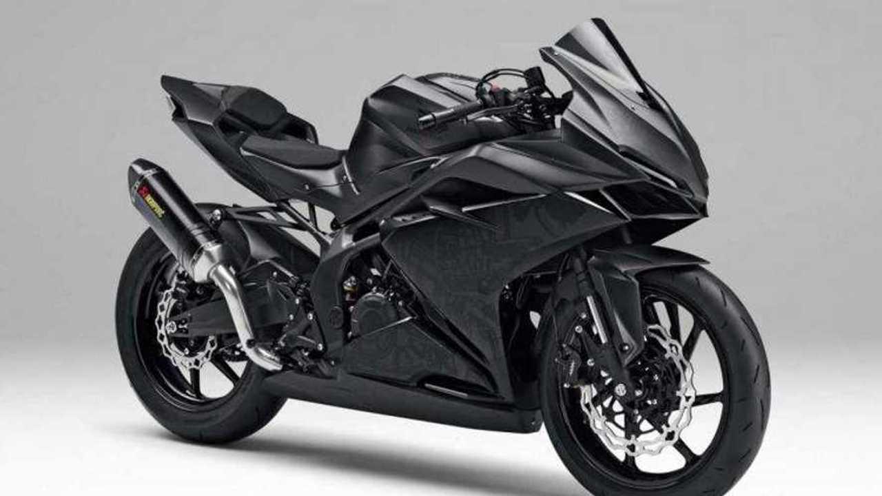 2020 Honda CBR300RR