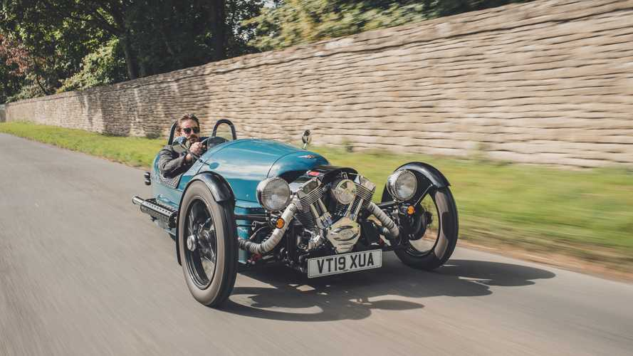 Get £3,000 off the Morgan 3 Wheeler