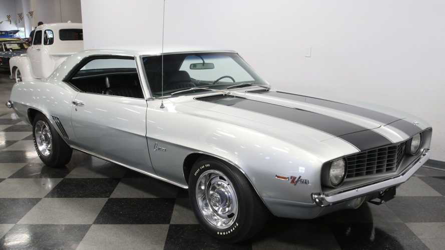 Grab This Chance To Own A 1969 Chevy Camaro Z/28