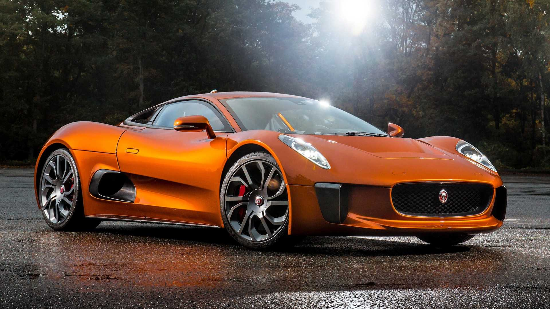 Jaguar Hints At C-X4 Styling For Next-Gen, Mid-Engined F-Type
