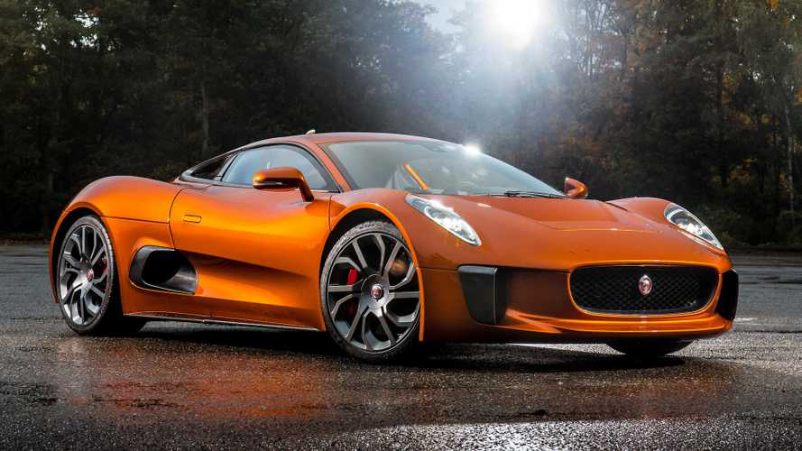 Jaguar Registers Trademark For Electrifying New Sports Car Name