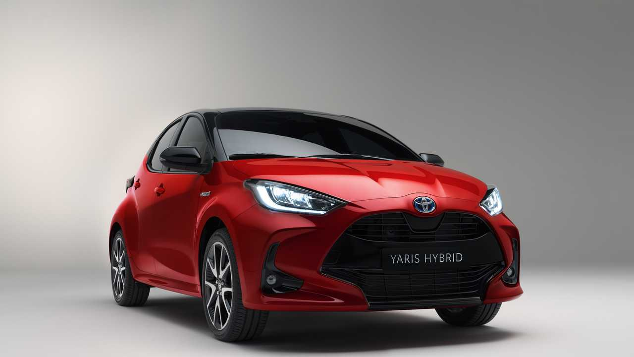 2020 Toyota Yaris Keeps Its Swanky Style Away From The U S