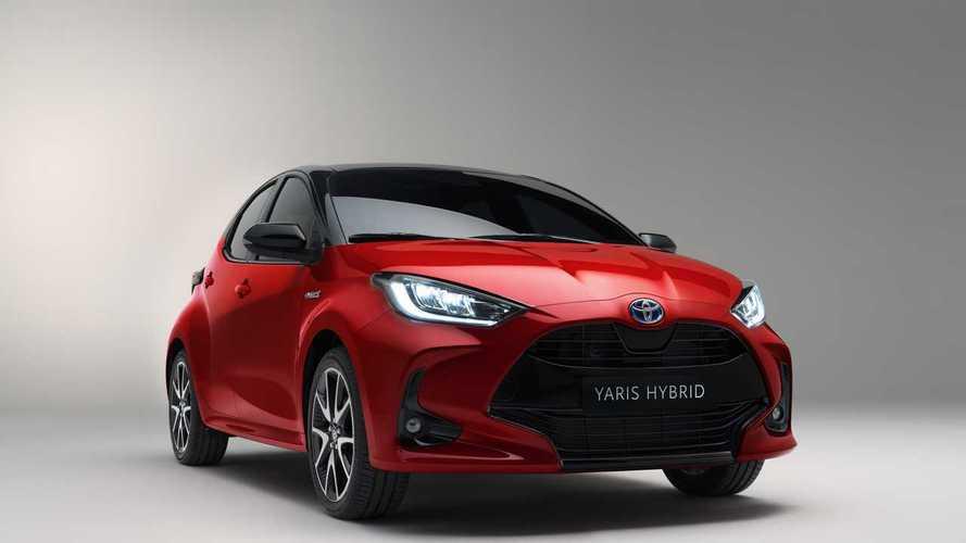 2020 Toyota Yaris yepyeni altyapısıyla tanıtıldı