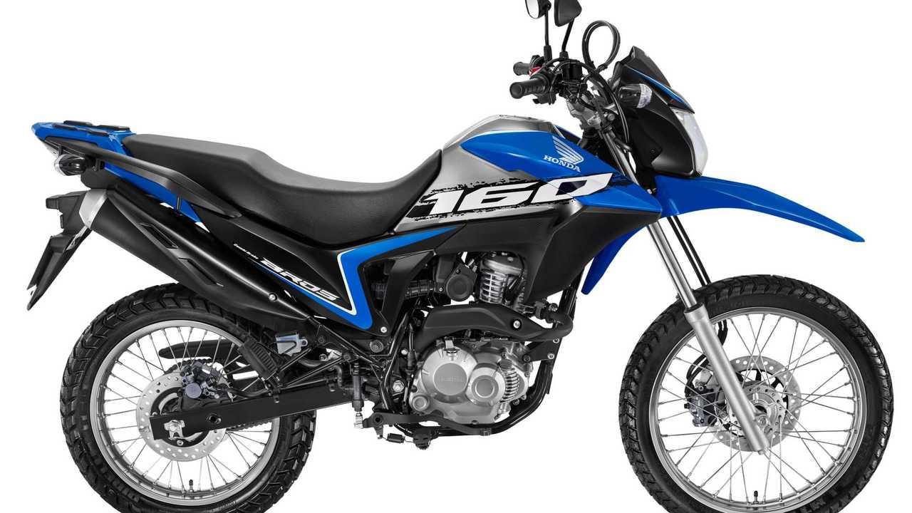 Honda Bros 160 2020