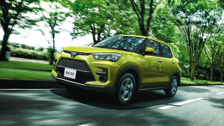 Toyota Raize pode antecipar o esperado SUV compacto nacional da marca