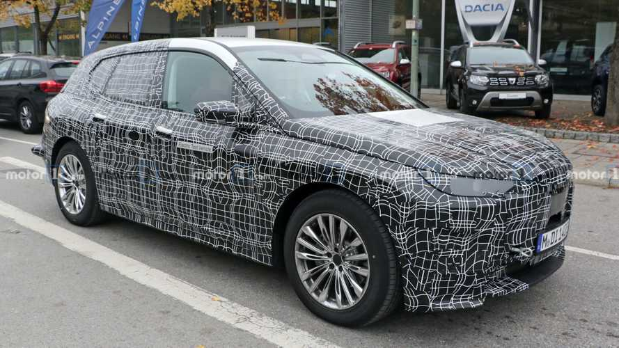 BMW iNext production version could be called iX - report