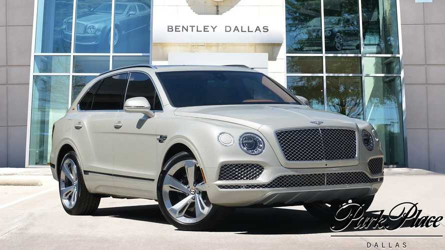 Bentley Bentayga Stetson Edition Is A Cowboy 'Hat' For One-Percenters