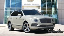 Bentley Bentayga V8 Stetson Special Edition