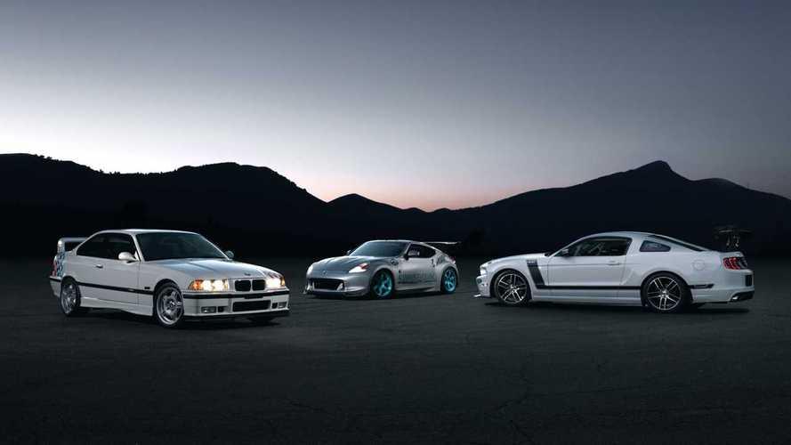 На продажу выставят пять одинаковых BMW M3 Пола Уокера