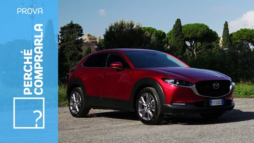 Mazda CX-30, perché comprarla e perché no