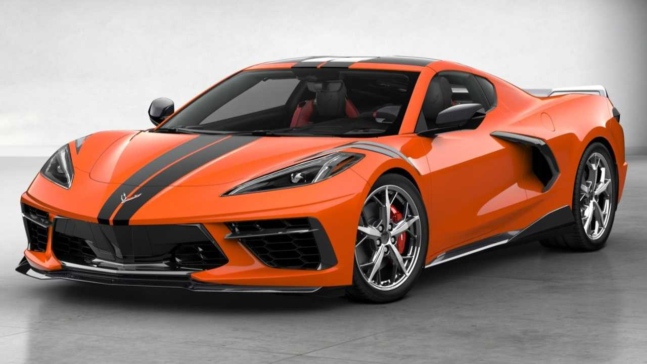 Most Expensive 2020 Chevy Corvette Coupe Costs $103,615
