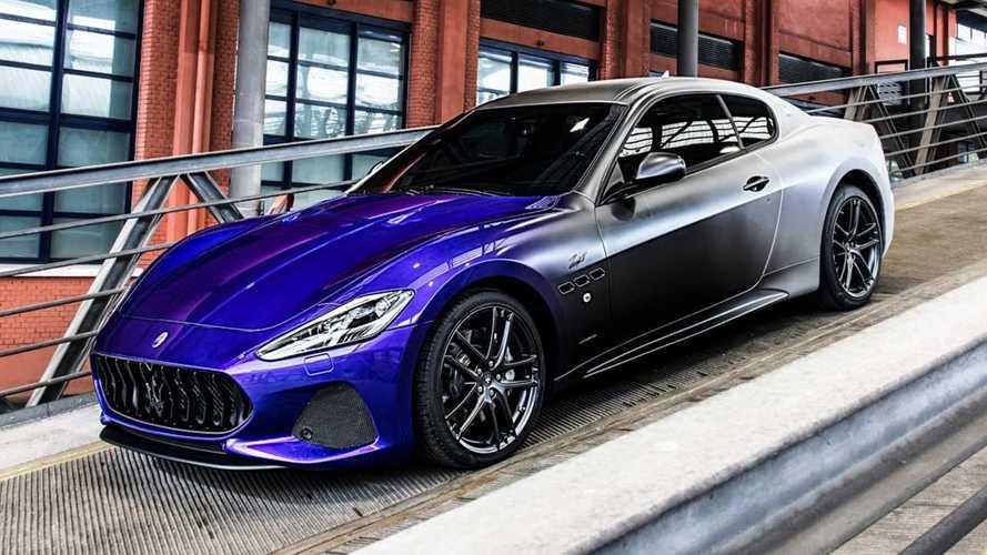 Zeda, l'ultima Maserati GranTurismo alla