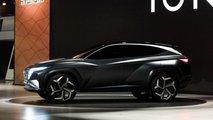 Hyundai Vision T: Tucson-Ausblick mit Plug-in-Hybrid-Antrieb