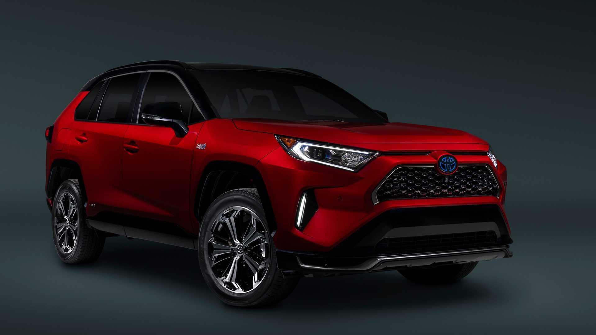 Toyota Rav4 Prime 2021 E A Versao Mais Potente E Veloz Do Suv