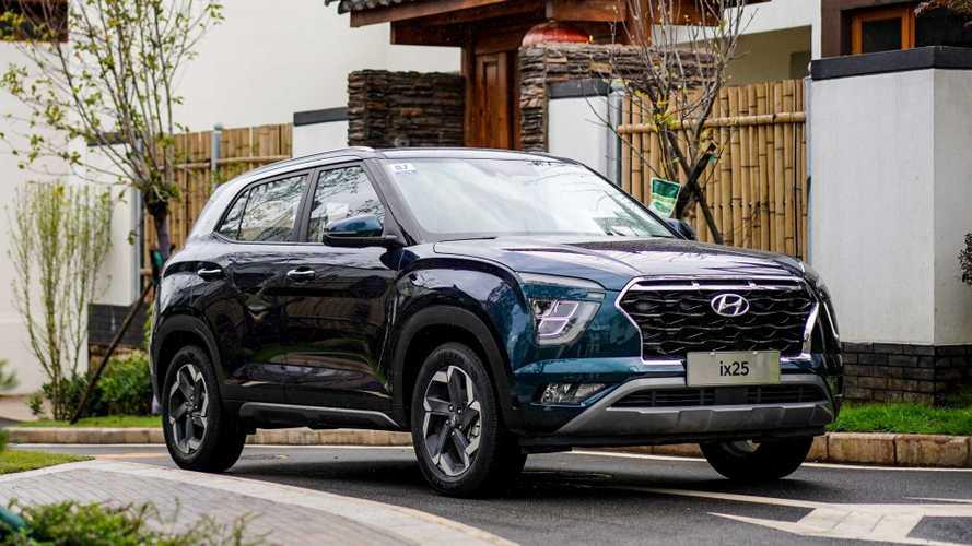 Novo Hyundai Creta estreará na Índia em fevereiro; aqui será diferente