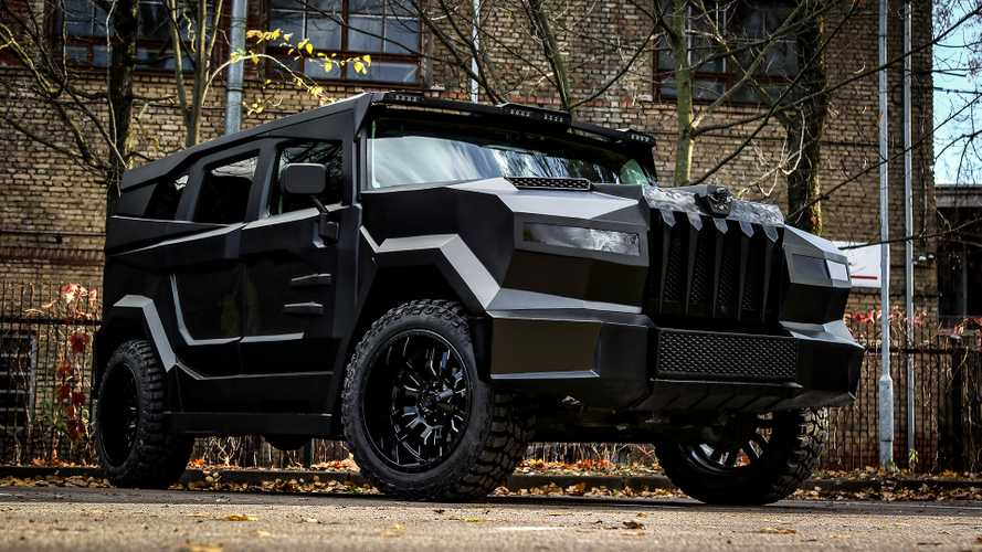 Dartz Prombron Black Stallion: Neues Opulenz-SUV für Hollywood-Film
