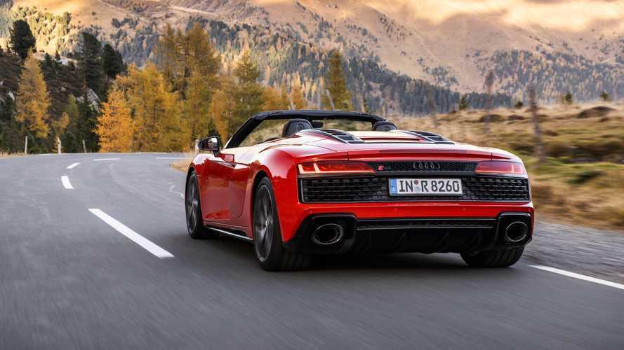 Audi annonce les tarifs de sa R8 RWD