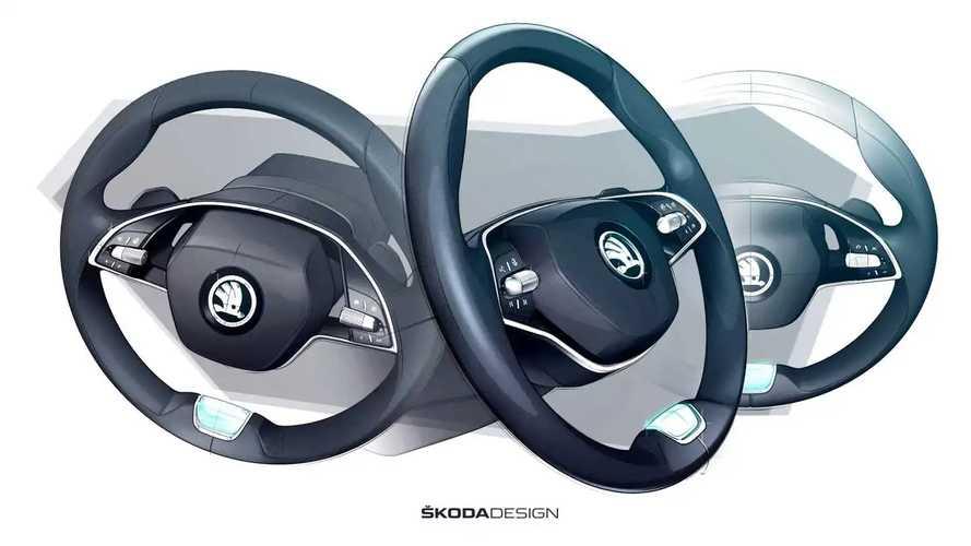 2019 Model Skoda Octavia Teaser'ları