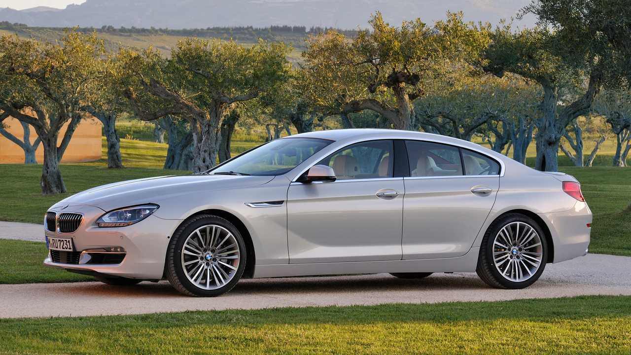 2. BMW 640i Gran Coupe