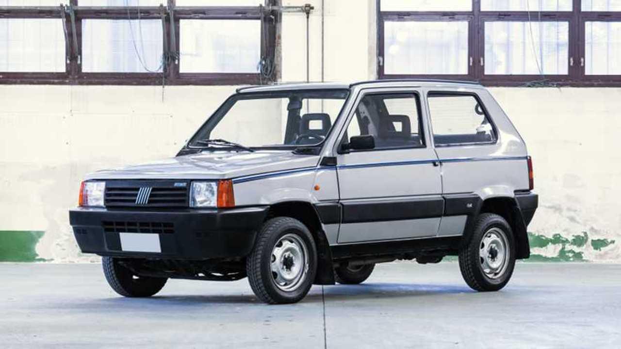 Copertina All'asta la Fiat Panda 4x4 di Gianni Agnelli