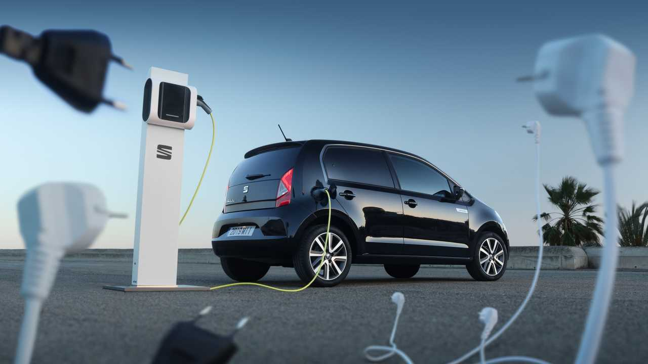 SEAT Mii electric 2020, primera prueba