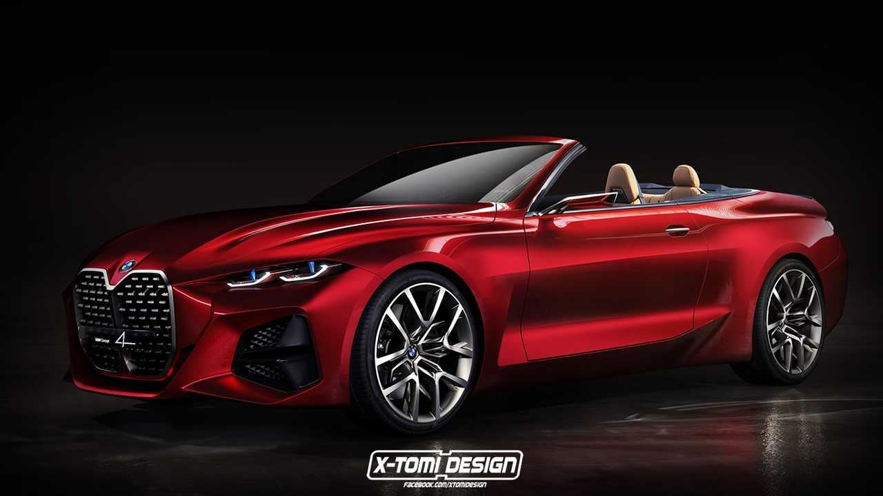 BMW Concept 4 Convertible