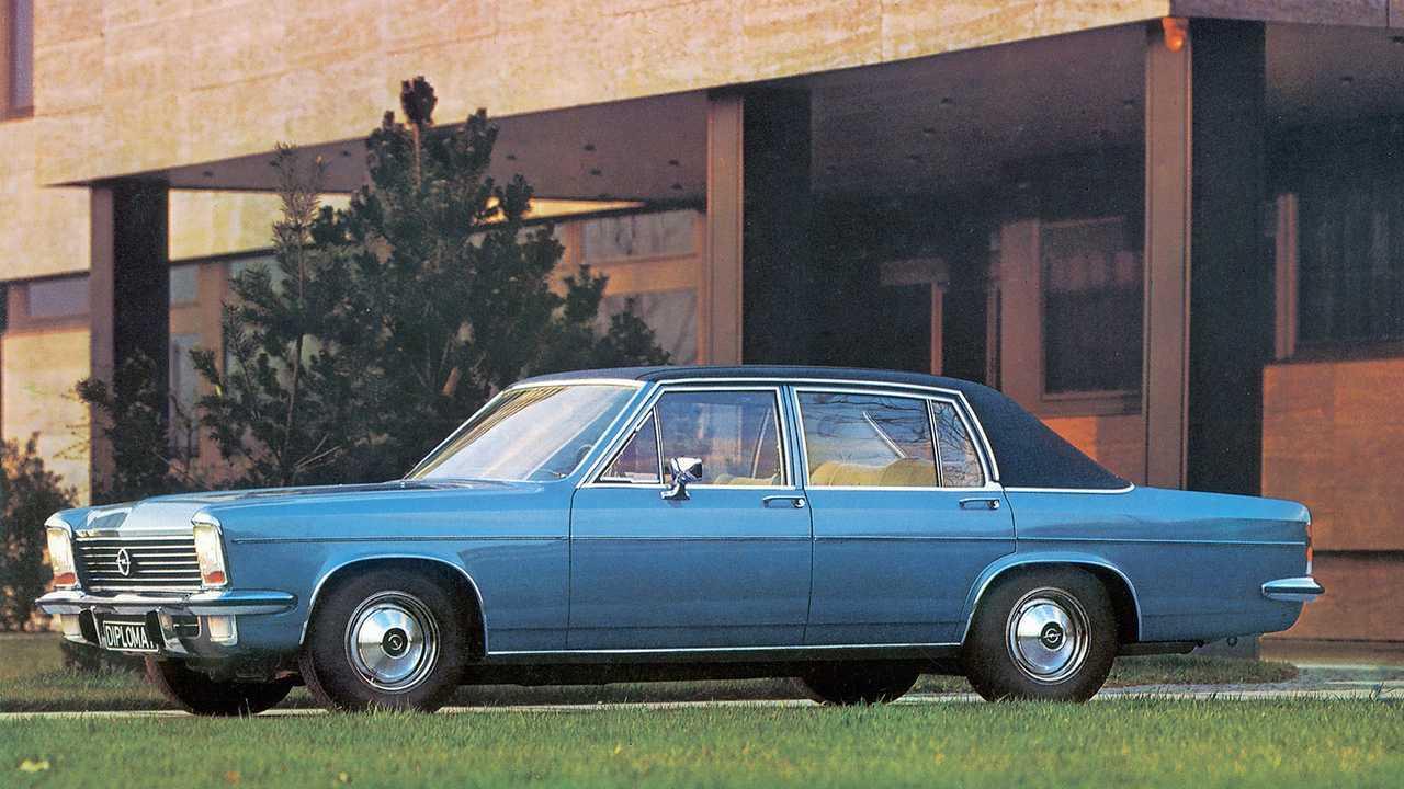 IAA 1969 Rückblick: Opel Diplomat B