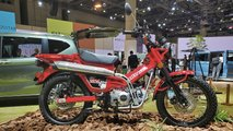 ct125 concept shows in tokyo