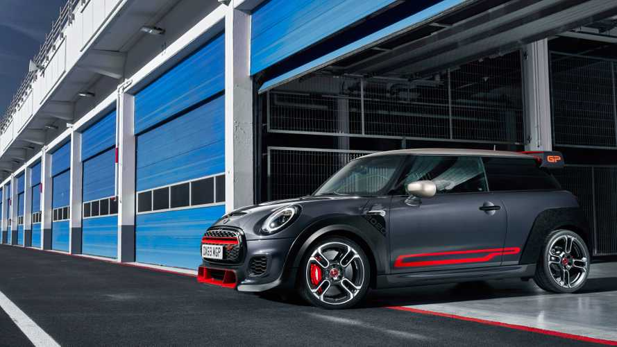 Mini John Cooper Works GP, al Nurburgring sotto gli 8 minuti