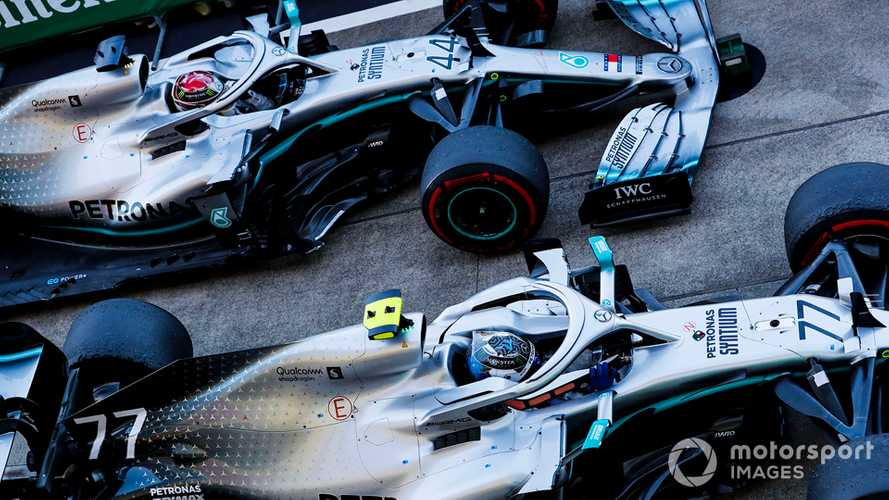 Hamilton: 2019 'not great' for Mercedes engine development