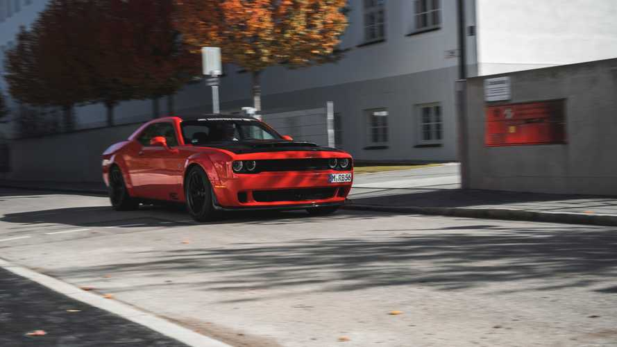 Test AEC Dodge Challenger SRT Hellcat XR 2019
