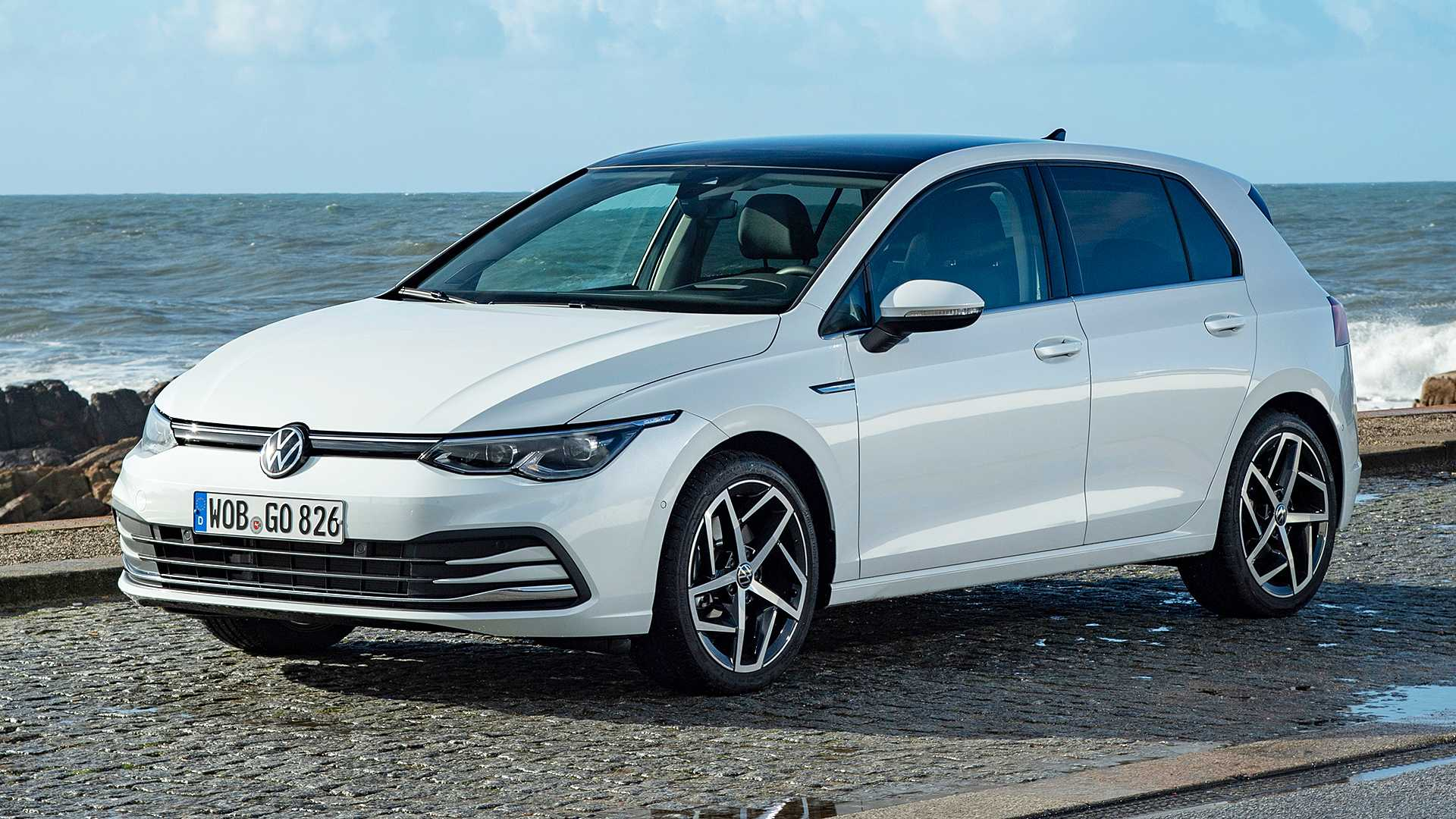 Volkswagen Golf 8 - Moins de 20'000 € en Allemagne... et en France ?