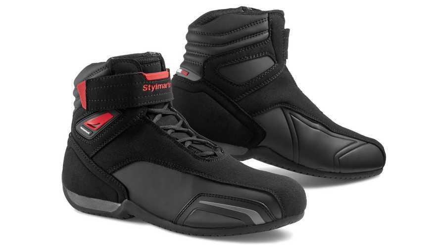 Stylmartin Sport U, la nuova gamma di scarpe sportive