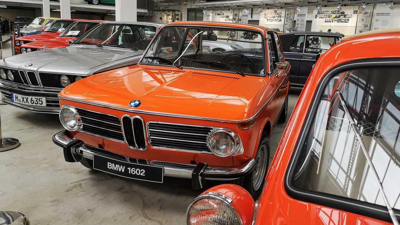 BMW 1602e (1972)