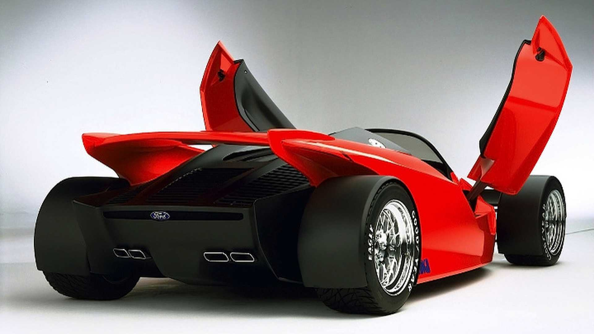 """[""""Buy This 1996 Ford Indigo Concept Roller For Under $200K""""]"""