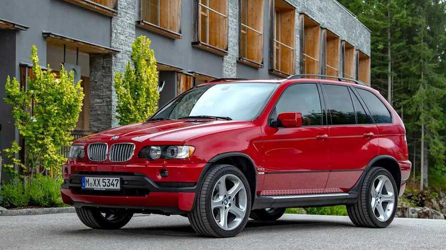 Zeitreise: Unterwegs im BMW X5 4.6 iS (2001)