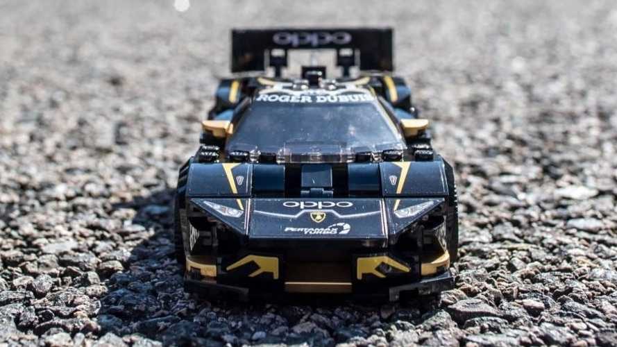 Lamborghini Huracan, Urus announced as next Lego Speed Champions set