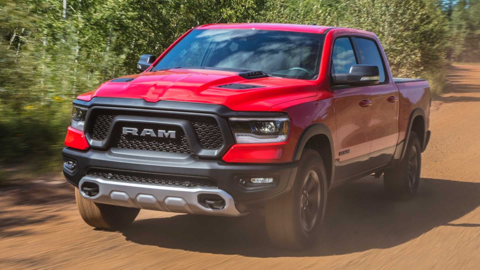 2020 Ram Ecodiesel Review.Ram 1500 Ecodiesel Rated At Up To 26 Mpg Combined Fuel Economy